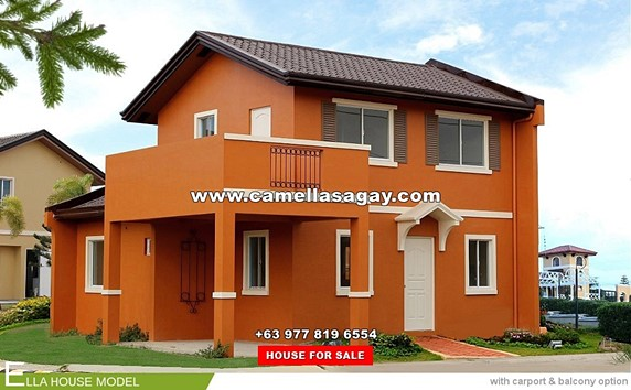Camella Sagay House and Lot for Sale in Sagay Philippines