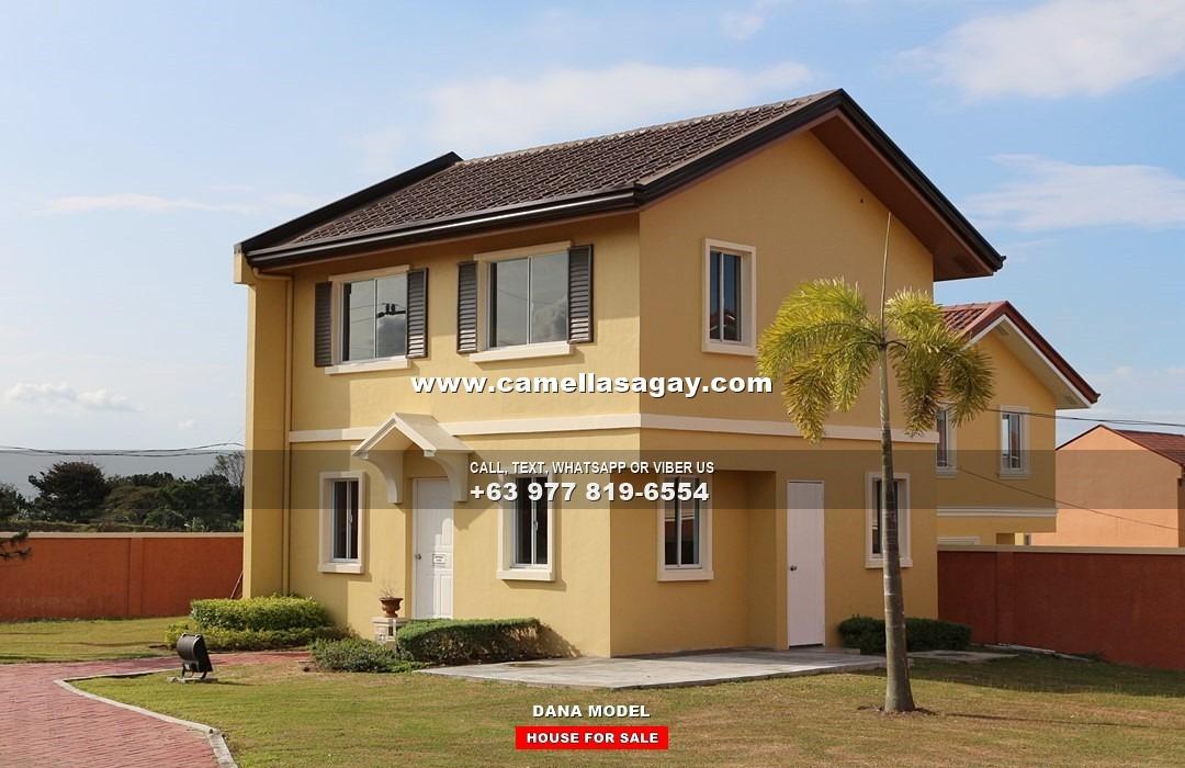 Dana House for Sale in Sagay