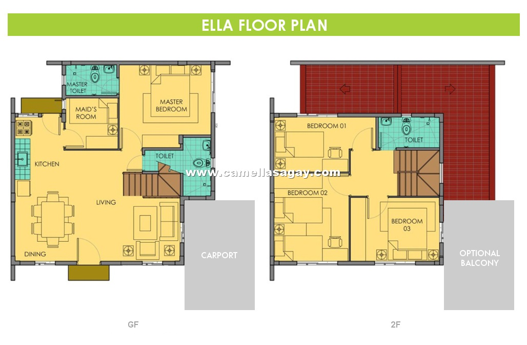 Ella  House for Sale in Sagay