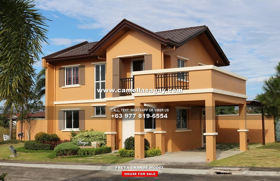 Freya House for Sale in Sagay