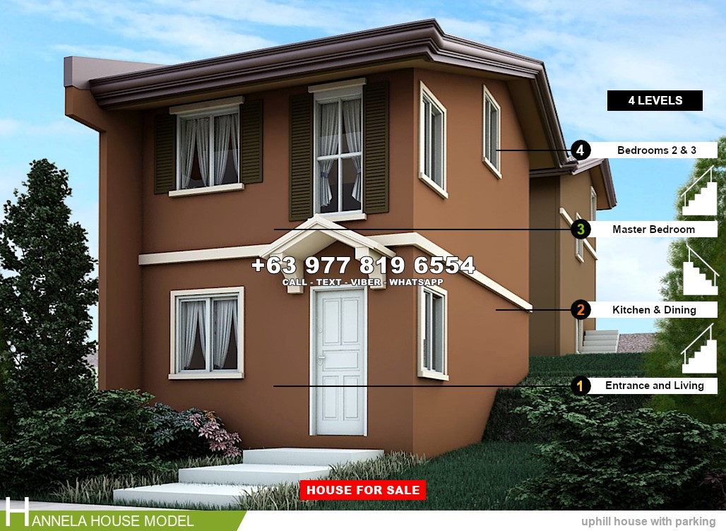 Hannela House for Sale in Sagay