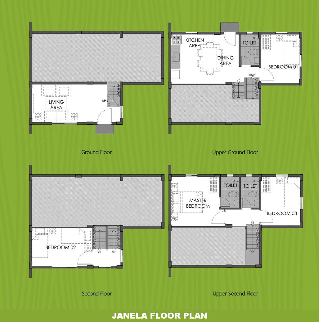 Janela  House for Sale in Sagay