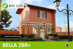 Bella House and Lot for Sale in Sagay Philippines