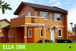 Ella House and Lot for Sale in Sagay Philippines