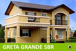 Greta House and Lot for Sale in Sagay Philippines